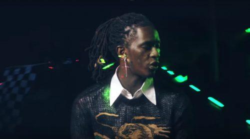 Young Thug estrena videoclip para 'Gain Clout' de 'Slime Language'