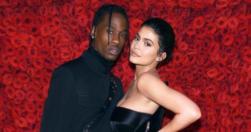 Travis Scott le regala un Rolls-Royce a Kylie Jenner por su cumpleaños
