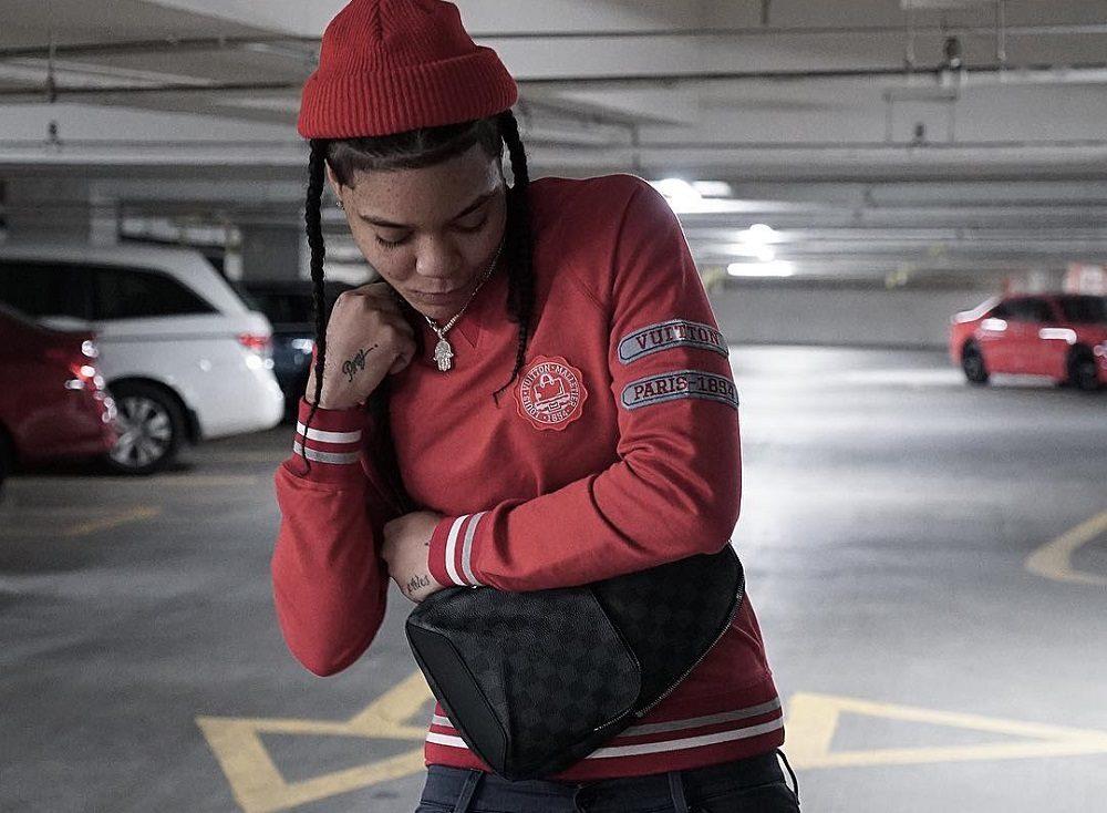 Young M.A. te hipnotiza con el single de 'Car Confessions'