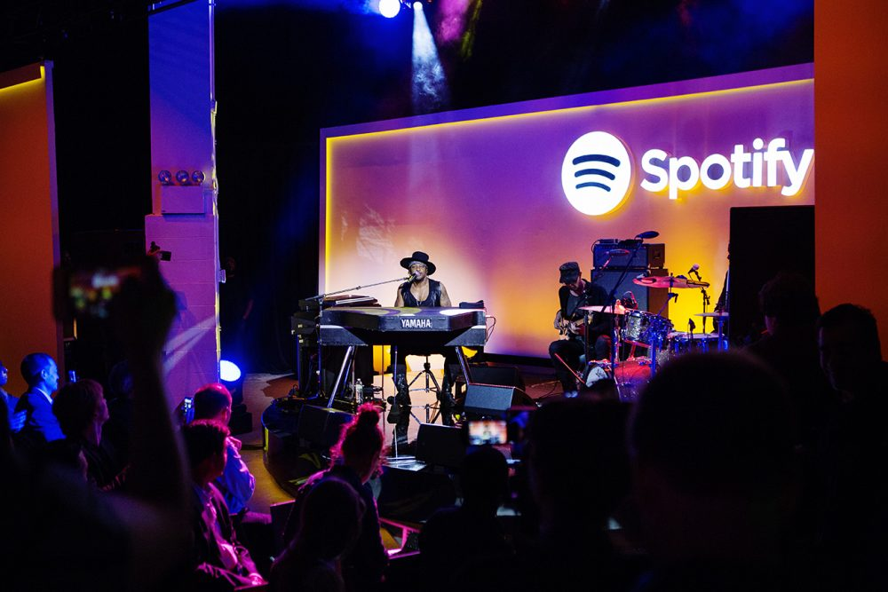 Spotify prueba una función para que los artistas suban sus propias canciones