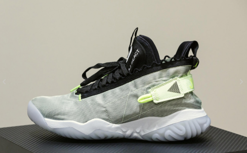 2 500x309 - Las nuevas Jordan Proto React te trasladarán al futuro