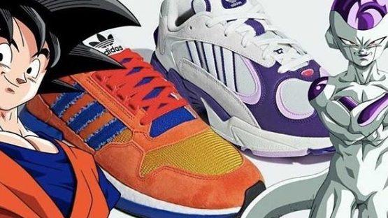 La colección de sneakers adidas x Dragon Ball Z está más cerca que nunca