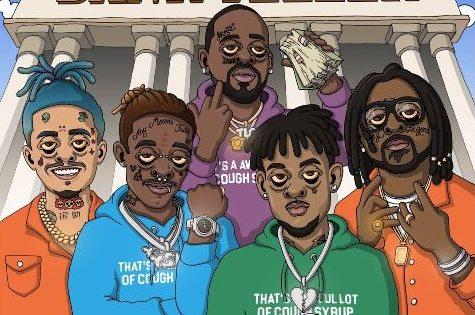 03 Greedo, Lil Uzi Vert, Lil Pump y compañía presentan 'Bank Teller'