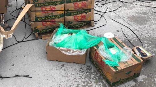 Plátanos y coca: la historia de cómo colar 540 fardos en la cárcel