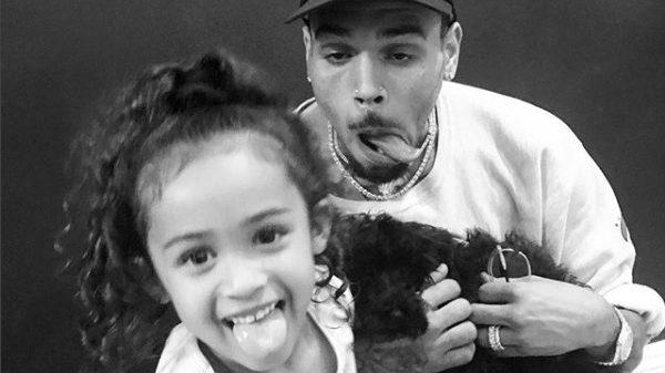 Continúa la lucha por la manutención entre Chris Brown y Nia Guzman