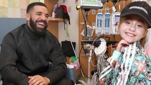 La fan de Drake hospitalizada cuenta cómo fue conocer a su ídolo