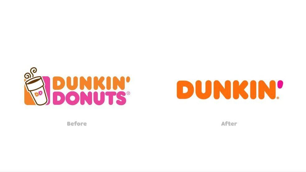 Dunkin' Donuts cambia de nombre y Twitter enloquece