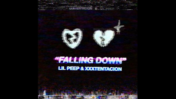 Lil Peep y XXXTentacion se encuentran en el más allá para 'Falling Down'