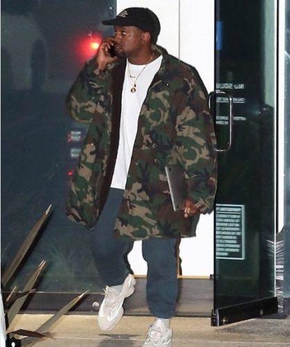 Kanye West anuncia un posible nuevo disco llamado 'Yandhi'