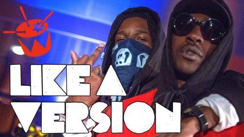 A$AP Rocky y Skepta ofrecen la versión en directo de 'Praise The Lord'
