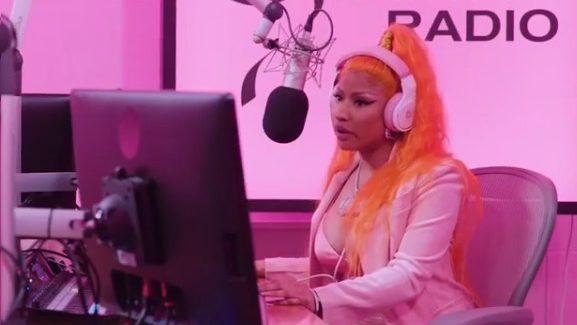 Nicki Minaj contesta a una hater con un directo «cómeme la polla»
