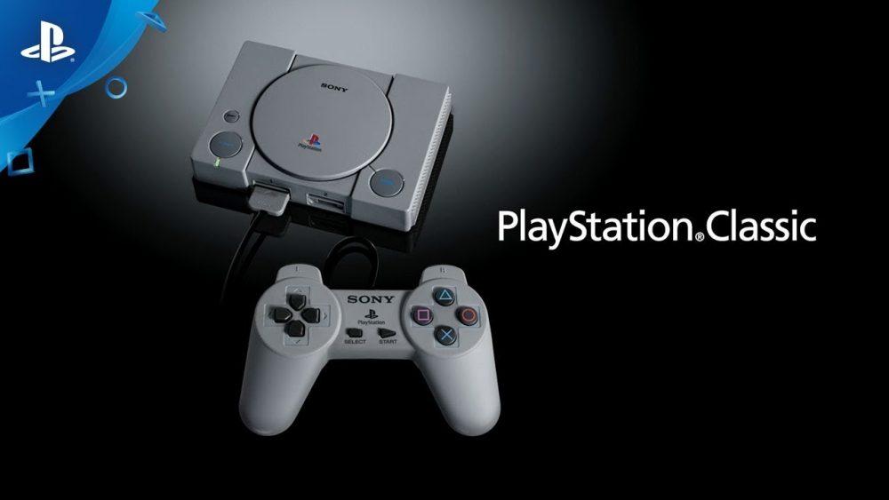 PlayStation se suma a la moda de las retro con la PlayStation Classic