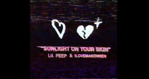 ILoveMakonnen y Lil Peep se convierten en uno para 'Sunlight On Your Skin'