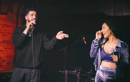 El single 'I Could Never' de Drake y Jorja Smith aparece en las redes