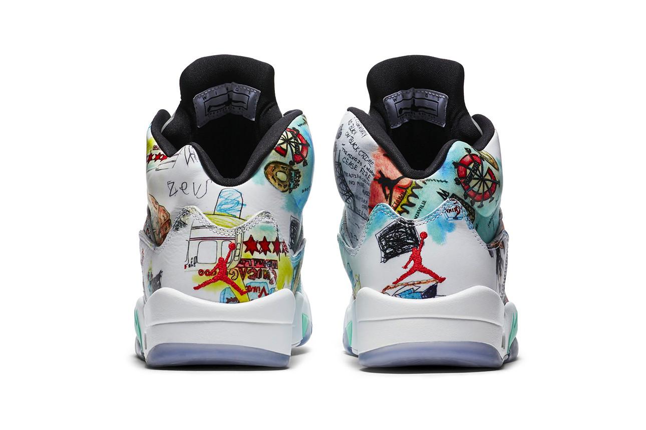 "https 2F2Fhypebeast.com2Fimage2F20182F092Fair jordan 5 wings release date official imagery 4 - Primeras imágenes oficiales de las Air Jordan 5 Retro ""Wings"""