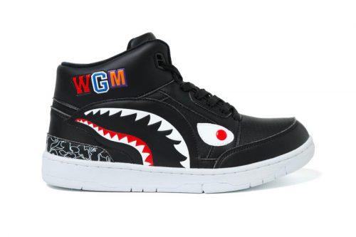 BAPE lanzará nuevas sneakers «BAPE Shark Cloud Stas»
