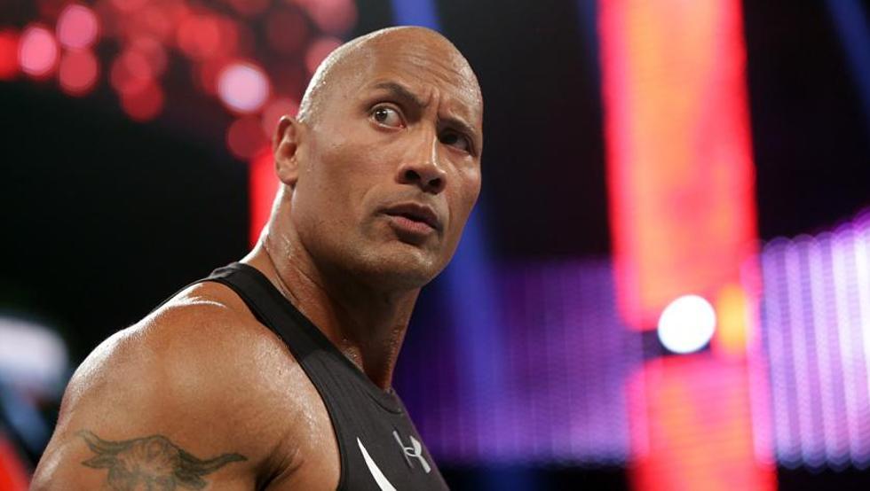 'The Rock' firmará un contrato para volver a la WWE
