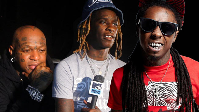 Birdman y Young Thug son investigados por el tiroteo a un bus de un tour Lil Wayne en 2015