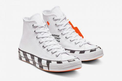 Off-White y Converse se unen para traerte una nueva versión de las Chuck 70