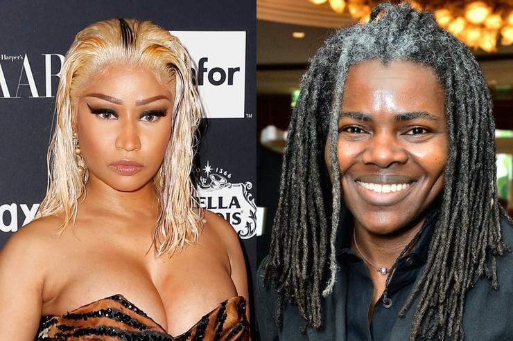 Tracy Chapman demanda a Nicki Minaj por plagiar el tema 'Sorry'