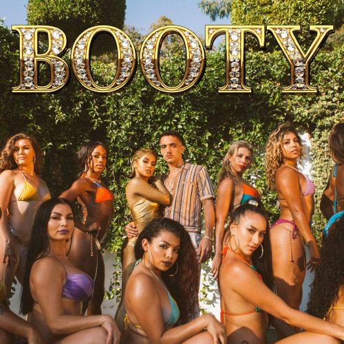 Se viene 'Booty', el esperado single de C. Tangana con Becky G