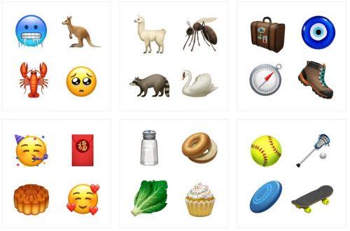 Descubre aquí los 70 nuevos emojis que ha lanzado Apple con iOS 12.1