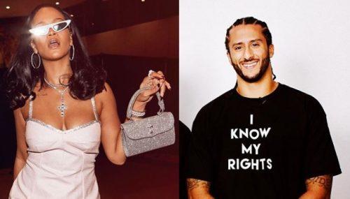 Rihanna rechaza actuar en el descanso de la Super Bowl en apoyo a Colin Kaepernick