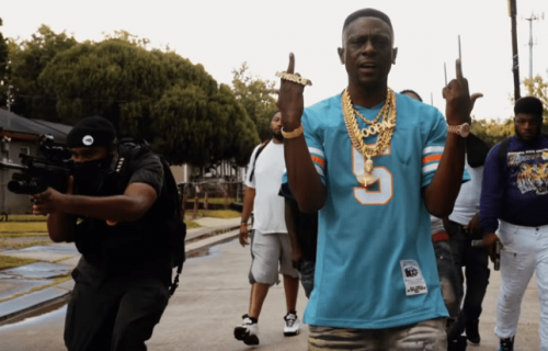 Boosie Badazz saca a pasear su street credit en 'Thug Life'