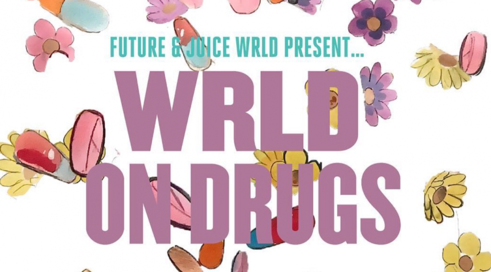 Future y Juice WRLD anuncian la portada y la fecha de 'WRLD On Drugs'