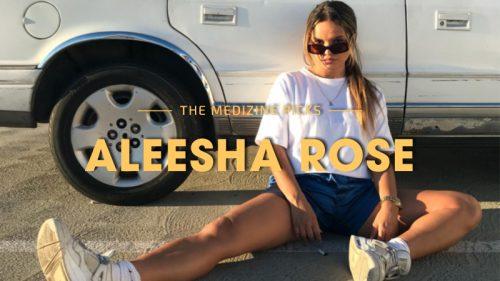 Aleesha Rose: influencias 2000s y voz angelical de Ibiza a Barcelona