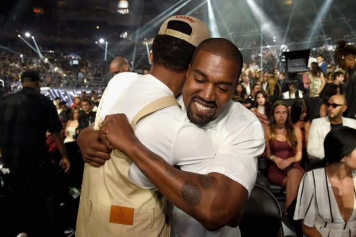 Las horas más locas del dúo de moda: Chance y Kanye, una peculiar pareja