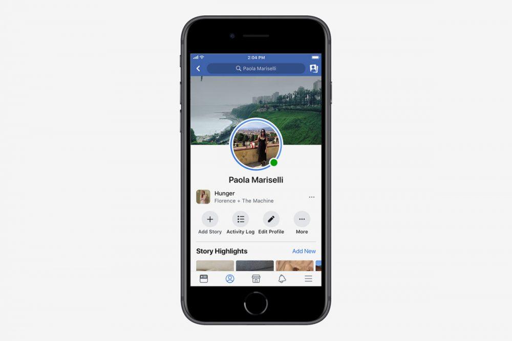 Ahora puedes añadir música a tu perfil de Facebook