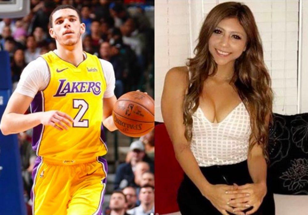 La novia de Lonzo Ball insinúa en Instagram que es mal padre y pareja