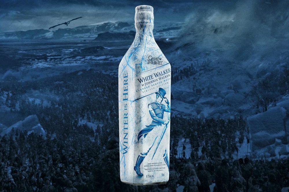 Johnnie Walker y «Juego de Tronos» unen fuerzas para un whiskey especial