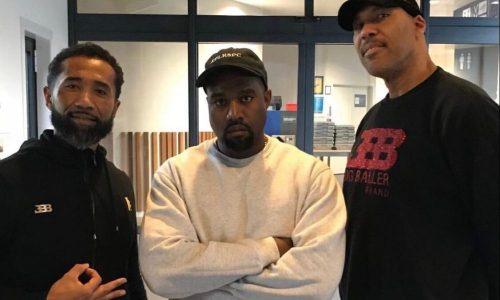 Kanye West tendrá una colaboración con Big Baller Brand