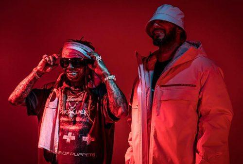 Lil Wayne y Swizz Beatz te hacen mover los hombros en el clip de 'Uproar'