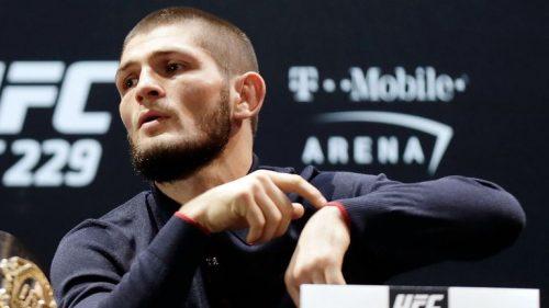 El campeón Khabib Nurmagomedov amenaza con abandonar la UFC
