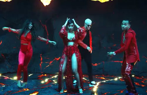 Ozuna, Cardi B, DJ Snake y Selena Gomez calientan el ambiente en 'Taki Taki'