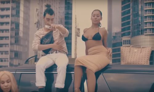 Kidd Keo y Chromazz hacen brillar DBT con 'Talk That Shit'