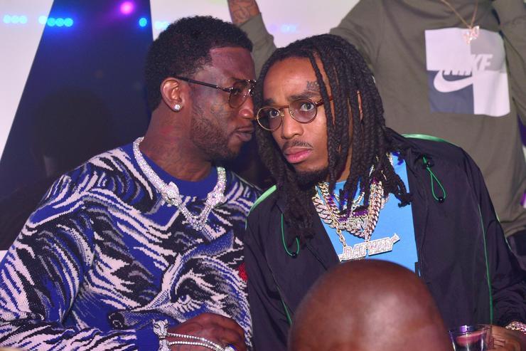 Gucci Mane y Quavo adelantan 'BiPolar' de 'Evil Genius'