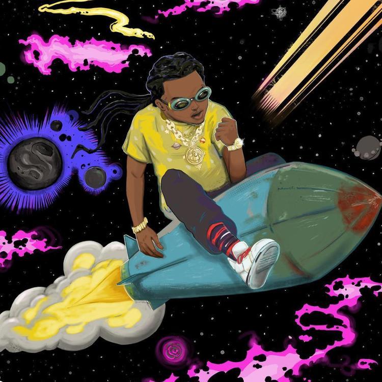 Takeoff aterriza con su esperado álbum solista 'The Last Rocket'