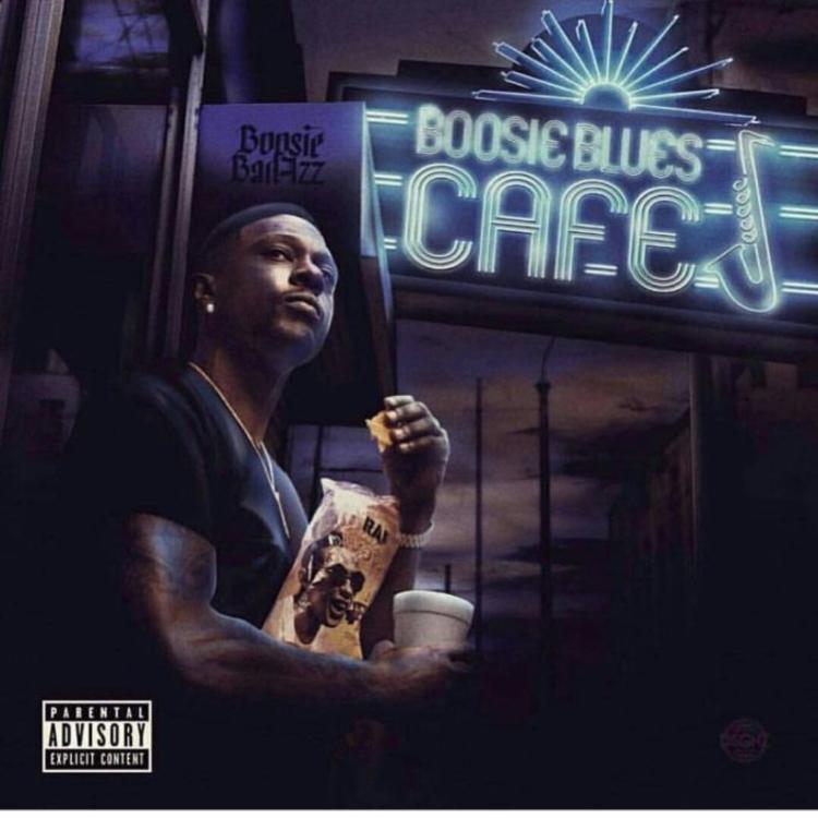 Boosie Badazz derrama melancolía en su nuevo 'Boosie Blues Cafe'