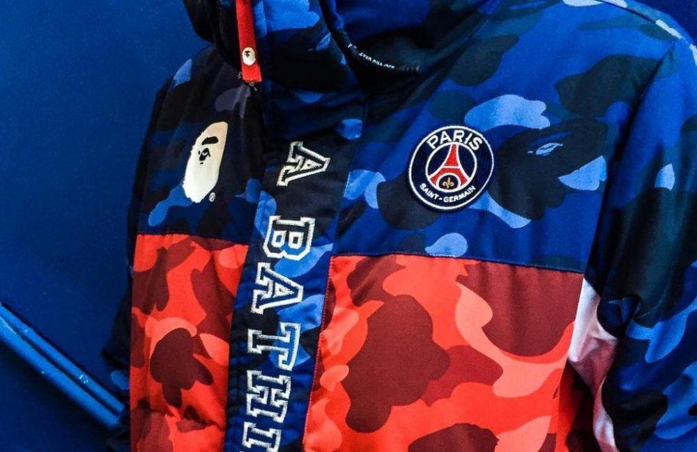 46105805 322835628446711 8160461931926460149 n 1024x665 1000x649 - BAPE celebra el aniversario de su tienda en París colaborando con el PSG