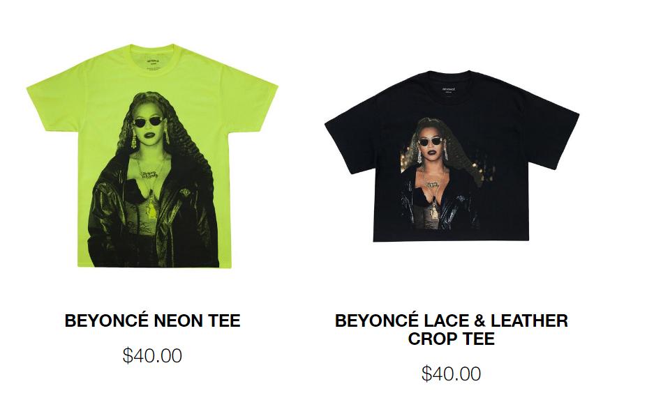 5 - Beyoncé lanza 'Holidayoncé', una colección de merchandising