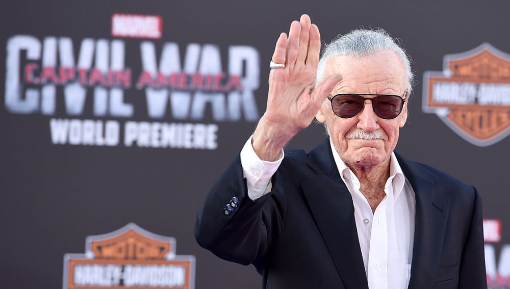 Filtran en la red la causa de la muerte de Stan Lee