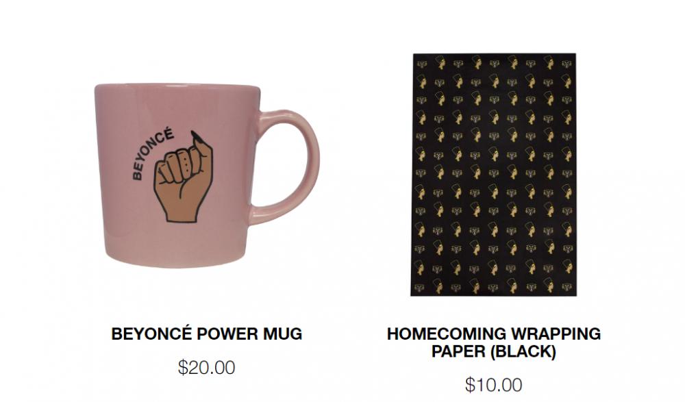 9 1000x587 - Beyoncé lanza 'Holidayoncé', una colección de merchandising