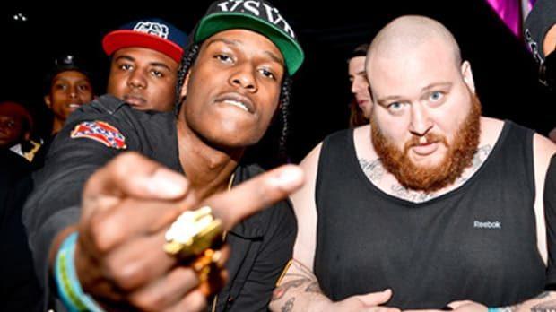 A$AP Rocky y Action Bronson se juntan para «Swerve On 'Em»
