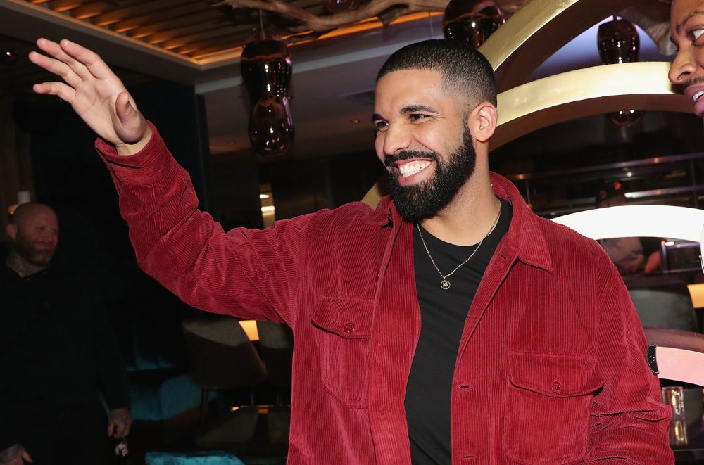 Drake consigue un disco de diamante con «God's Plan»
