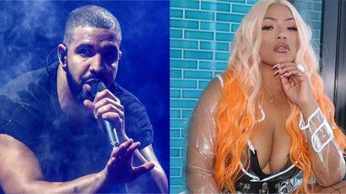 Drake y Stefflon Don tienen una cita después de tontear por Instagram