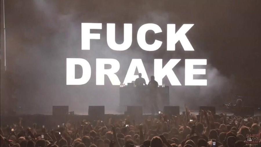 Pusha T explica el por qué del mensaje contra Drake durante su show